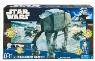 Clone Wars 2010 Black and Blue Box - Super Deluxe Imperial AT-AT [ALL TERRAIN TRANSPORT]