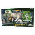 Cantina at Mos Eisley with Sandtrooper and Patrol Droid Diorama