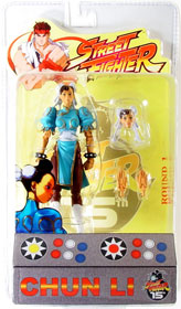 Chun Li Light blue Variant