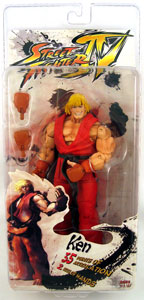 Street Fighter IV - Ken