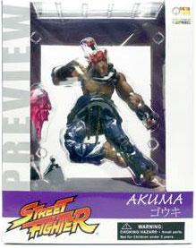 Street Fighter Preview - Akuma
