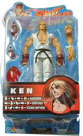 Ken in White