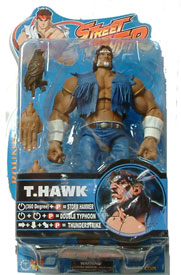 Street Fighter - T. Hawk