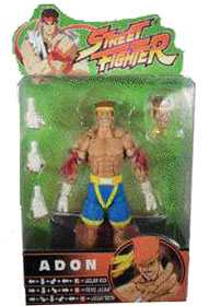 Street Fighter - Adon