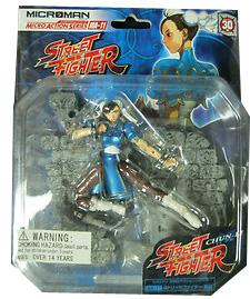 Microman Chun Li