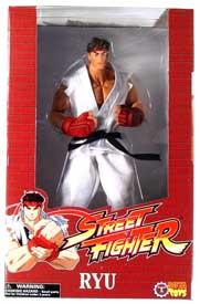 Street Fighter - 10-Inch Ryu
