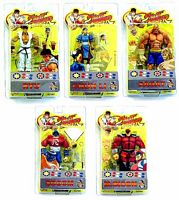 Street Fighter Series 1 Set of 5