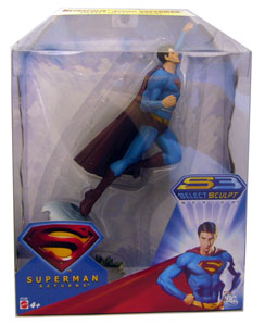Superman & Daily Planet - Superman Returns