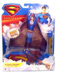Sky Strike - Superman Returns