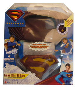 Superman Returns - Fight N Fly FX Cape