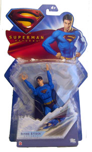 Flying Attack - Superman Returns