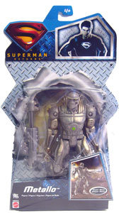 Silver Back Metallo - Superman Returns