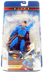 Superman Returns Ultra - Flight Force Superman