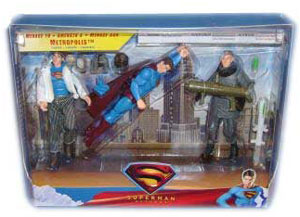 Superman Returns - Menace To Metropolis