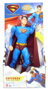 Superman Returns Ultimate Power 12-Inch