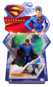 Crystal Escape - Superman Returns