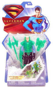 Superman Returns - Kryptonite Armor Lex Luthor