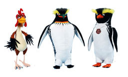 Surf Up - Set of 3 8-Inch Plush