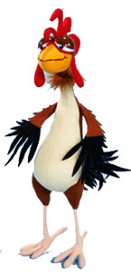 Surf Up - Chicken Joe 10-Inch Plush