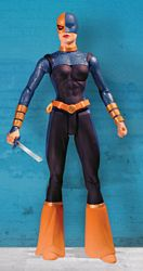 Contemporary Teen Titans - Ravager