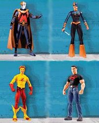 Contemporary Teen Titans Series 2 Set