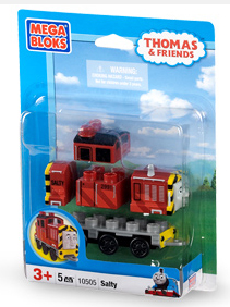 MEGA BLOKS - Thomas and Friends - Salty 10505