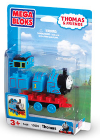 MEGA BLOKS - Thomas and Friends - Thomas The Train 10501