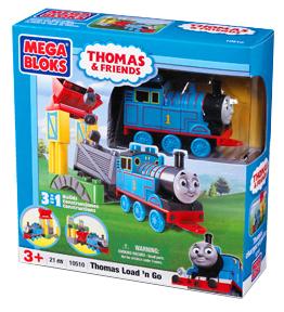 MEGA BLOKS - Thomas and Friends - Thomas Load N Go 10510