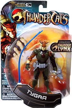 Thundercats 2011 - 4-Inch Tygra