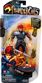 Thundercats 2011 - 6-Inch Collector Lion-O