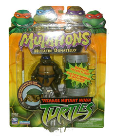 Mutating Donatello