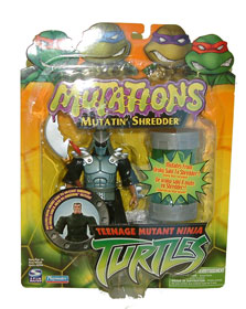 Mutating Shredder