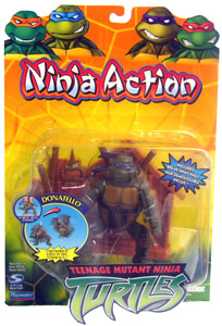 Ninja Action - Donatello