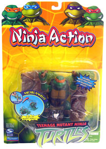 Ninja Action - Michelangelo