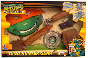 TMNT - Dino Hunter Gear
