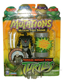 Mutating Foot Soldier