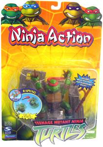 Ninja Action - Raphael