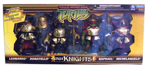 TMNT - Ninja Knights Box Set
