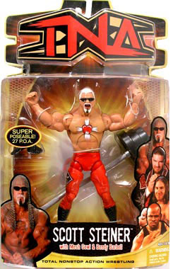 TNA - Scott Steiner Red Pants