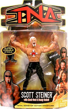 TNA - Scott Steiner Black Pants