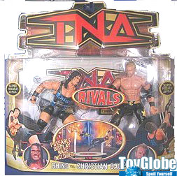 TNA Rivals: Rhino VS Christian Cage