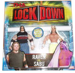 TNA - Raven VS Sabu