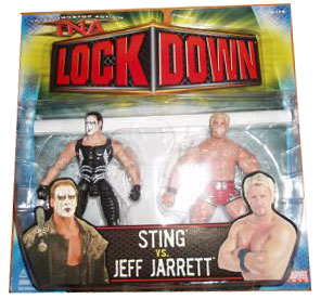 TNA - Sting VS Jeff Jarrett