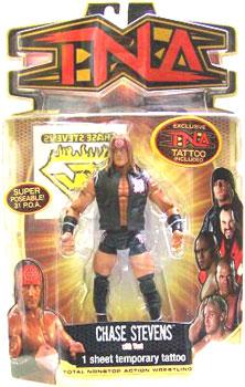 TNA - Chase Stevens Jacket Variant
