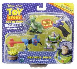 Toy Story And Beyond - Adventure Pack: Devious Dino