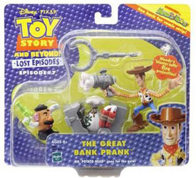 Toy Story And Beyond - Adventure Pack: The Great Bank Prank