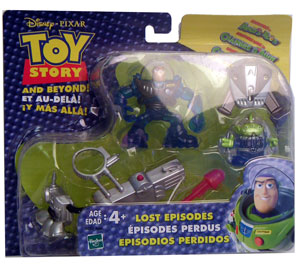 Toy Story And Beyond - Adventure Pack: Rescue Mission Buzz Lightyear