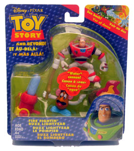 Toy Story And Beyond - Adventure Pack: Fire Fightin Buzz Lightyear