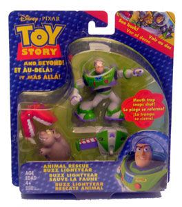 Toy Story And Beyond - Adventure Pack: Animal Rescue Buzz Lightyear