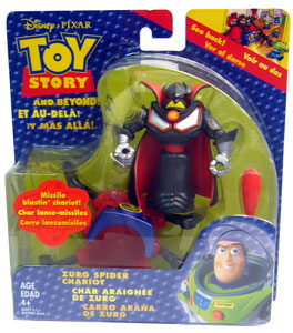 Toy Story and Beyond: Zurg Spider Chariot